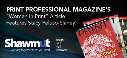 Shawmut Featured in Print Professional Magazine