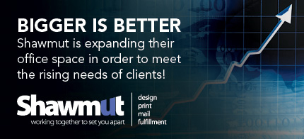 Shawmut recently announced the expansion of their Danvers office.