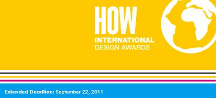 Extended Deadline: September 22, 2011