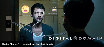 Digital Domain is an Academy Award-winning digital production studio.