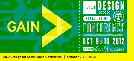 AIGA Design for Social Value Conference