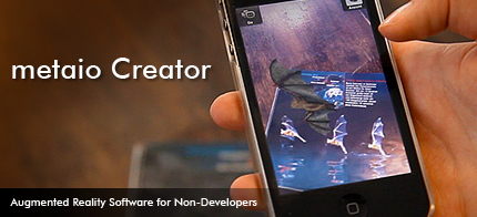 Augmented Reality Software for Non-Developers