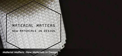 New Materials in Design