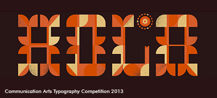 Typography Competition 2013