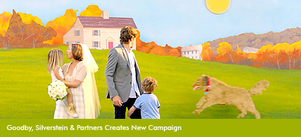 A recently launched campaign for TD Ameritrade.
