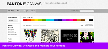 Showcase and Promote Your Portfolio
