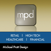Full creative support for clients within the Retail, High Tech, Healthcare and Financial industries.