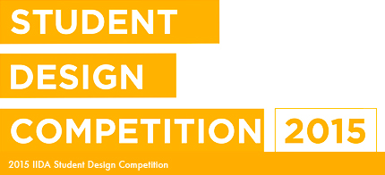 The 2015 IIDA Student Design Competition is now open for entries.