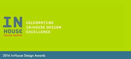 A new award celebrating in-house design excellence.